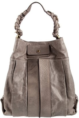 CHLO - Medium leather bag - Handbags