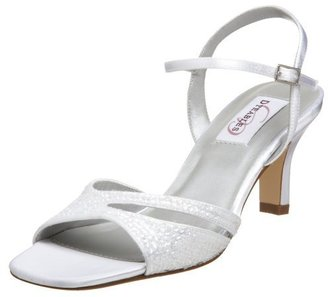 Dyeables Women&#39;s Sofia Sandal - Bridesmaid Shoes
