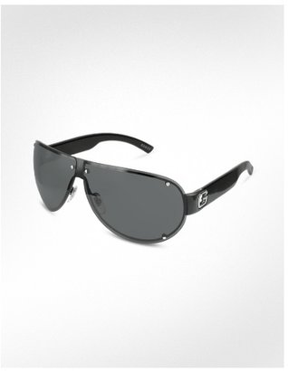 Gucci G Logo Metal Aviator Sunglasses - Gucci