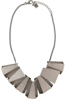 Dannijo Architectural drop necklace - Statement Necklace