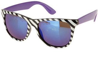 Funhouse Risky Sunglasses - Novelty Sunglasses