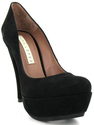 Pura Lopez Platform Pump - Heels