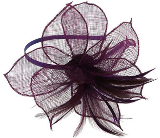 Tasha Sinamay Flower Headband - Hair Accessories