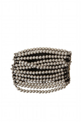UO Beaded Mesh Bracelet - UO