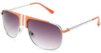 Fantas-Eyes Camaro Aviator Sunglasses - Plastic Neon Sunglasses