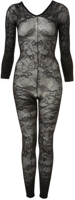 Henry Holland Lace Bodysuit - Pajamas &amp; Intimates