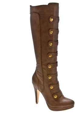 Zigi Soho Victoria Platform Button Boot - Fall Boot Trends