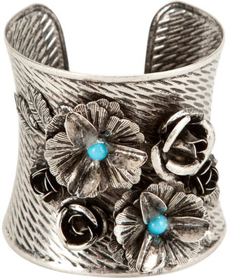 FULL TILT Large Flower Cuff - Full Tilt 