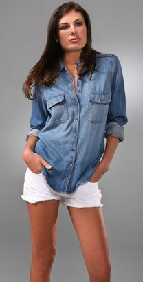 Velvet Christy Shirt - Denim Trend - Spring 2010