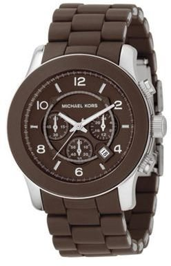 Michael Kors Oversized Chrono Bracelet Watch - Must Have Michael Kors Watches