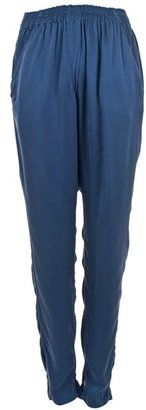 ISABEL MARANT - Silk harem trousers - Clothes