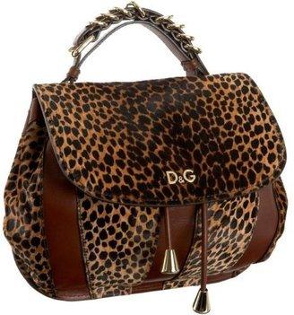 D&G Dolce & Gabbana DB1080 E7720 Handbag - Animal Instinct
