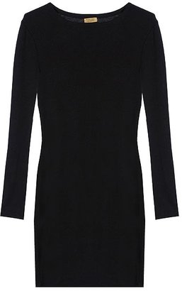 Piko Long Sleeve Tee Dress - Dress Like Emma Roberts