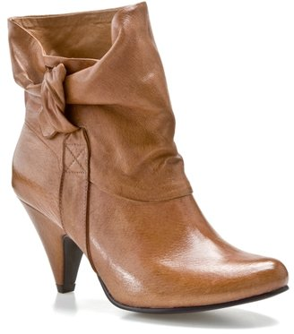 SM Jess Bootie - Paperbag Booties