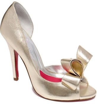 Paris Hilton Shoes, Senorita Peep Toe Pumps - All Things Paris