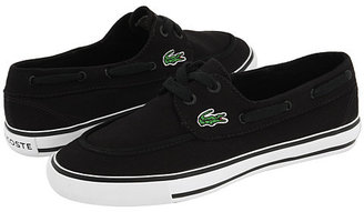 Lacoste - Bateau (Black) - Casual Shoes