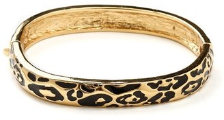 Ccc Abstract Enamel Bangle - Bangle Bracelet