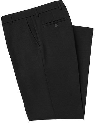 Levi's® action slack d3 classic-fit flat-front pants - Dress Like Robert Pattinson