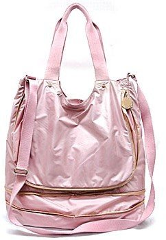 "Stella McCartney ""234346"" Pink Nylon Tote Bag - Stella McCartney"