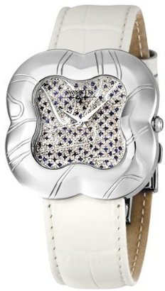 Swisstek Women's SK27807L Allegro Limited Edition Diamond Sapphire Watch - Wild Watches