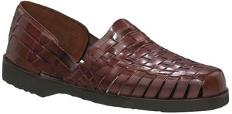 Sunsteps Men&#39;s Broadbay Leather Huarache - Leather Sandals for Men