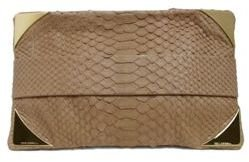 Devi Kroell Handbag - Leather Clutch