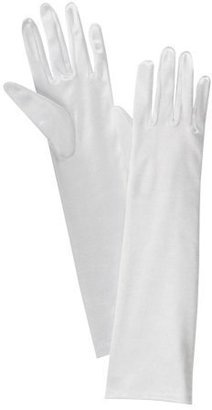 "Women's Adi Designs Formal Gloves - White 8"" - Target"