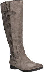 Apepazza - Lodi Grey Suede - Fall Boot Trends