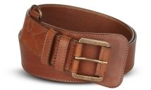 Leather Waist Belt - Burberry