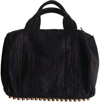 Alexander Wang Coco Mini Duffle In Black - Dress Like Hilary Duff