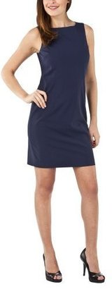 Mossimo Black Women&#39;s Sheath Dress - Navy - Clothes