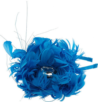 Tasha Feathered Headband - Feathered Headbands 