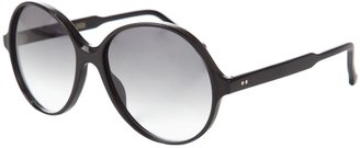 CUTLER AND GROSS - Round plastic sunglasses - farfetch.com