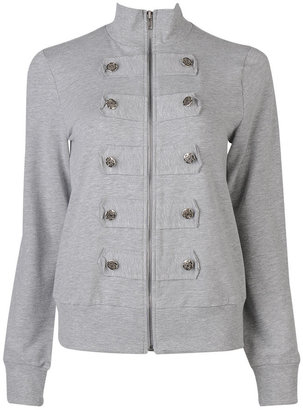 Military Zip-Up Jacket - Forever 21
