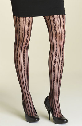 SPANX Chain Stripe Tights - Tights