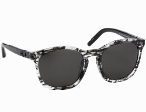 Alexander Wang Clear &amp; Black Tortoise Shell Sunlgasses - Sunglasses