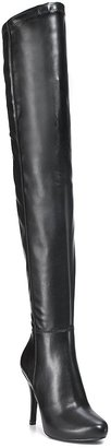 GUESS &quot;Parks&quot; Over-the-Knee Boots - Chic Over the Knee Boots