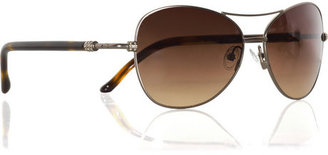 Lanvin Metal-framed aviator sunglasses - Classic Sunglasses
