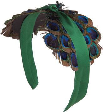 Jennifer Ouellette Feather Headband - Feather Hair Extensions