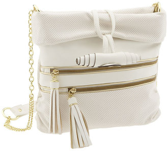 Rampage 'Gigi' Faux Leather Crossbody Bag - Shoulder Bags