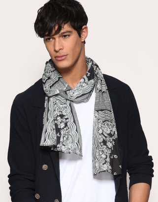 ASOS Bandanna Print Scarf - Asos