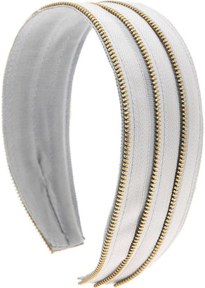 Jennifer Ouellette Zipper Headband - Accessories