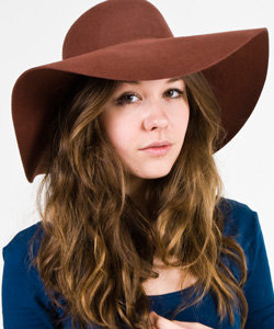 Wool Floppy Hat - American Apparel
