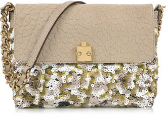 Marc Jacobs Large Single sequinned bag - Handbags