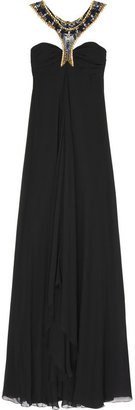 Temperley London Isaline silk gown - Dresses &amp; Skirts