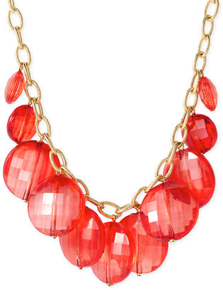 Kate Spade &#39;blowing Baubles&#39; Faceted Bead Necklace - Statement Necklace