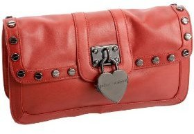 Betsey Johnson Locked In Clutch - Handbags