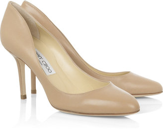Jimmy Choo Gilbert leather pumps - Jimmy Choo