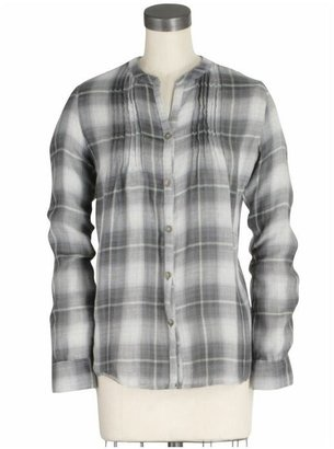 Civil Smith Parlor Plaid Shirt - Plaid Button-Down Shirts 