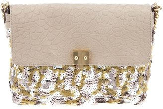 MARC JACOBS - &#39;The large single&#39; sequin embellished bag - Handbags